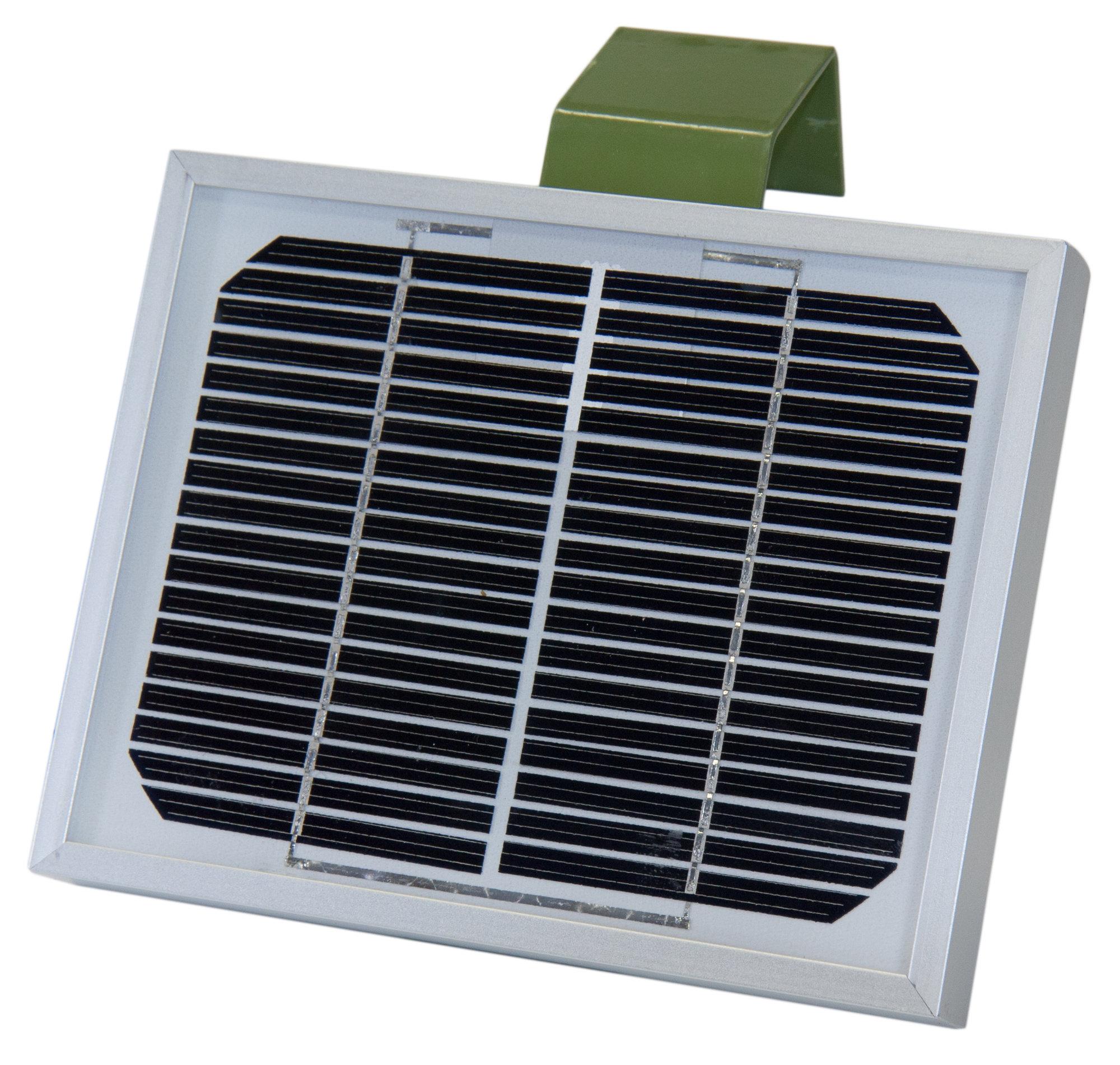 Solárny panel k podávaču Eurohunt 6V