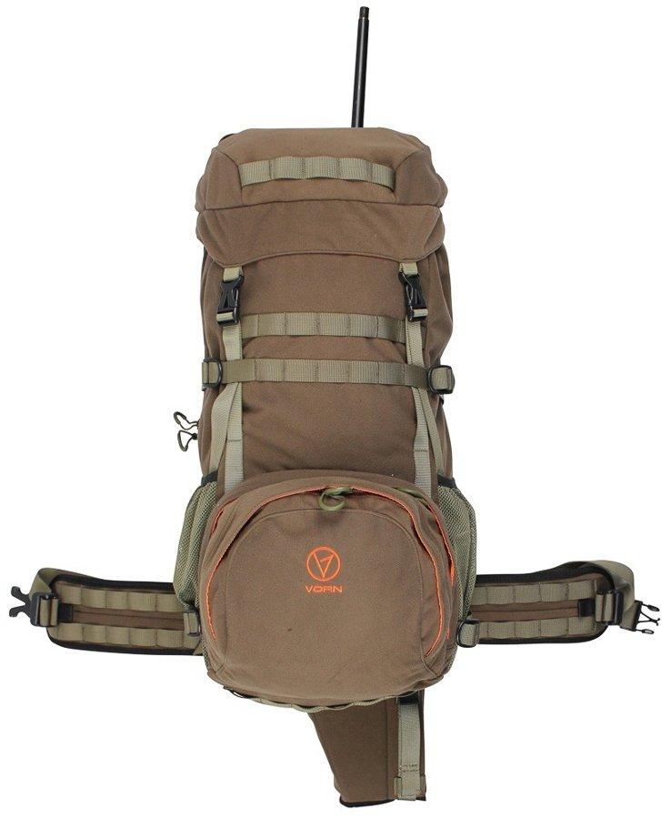 Poľovnícky ruksak Vorn Deer Green - 42 litrov