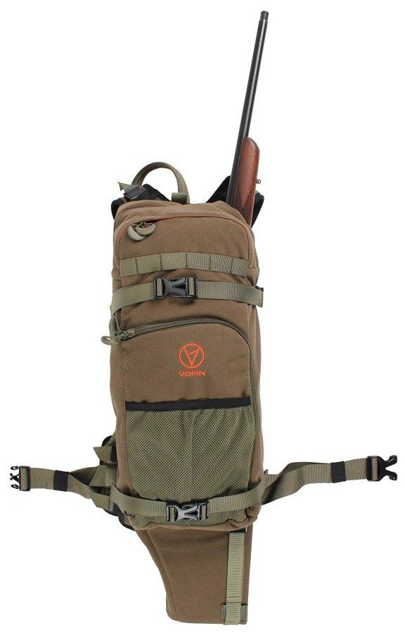Poľovnícky ruksak Vorn Fox Green - 7 litrov