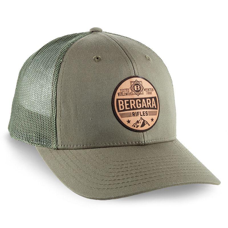 Šiltovka Bergara Mountain Camo Patch Hat Green
