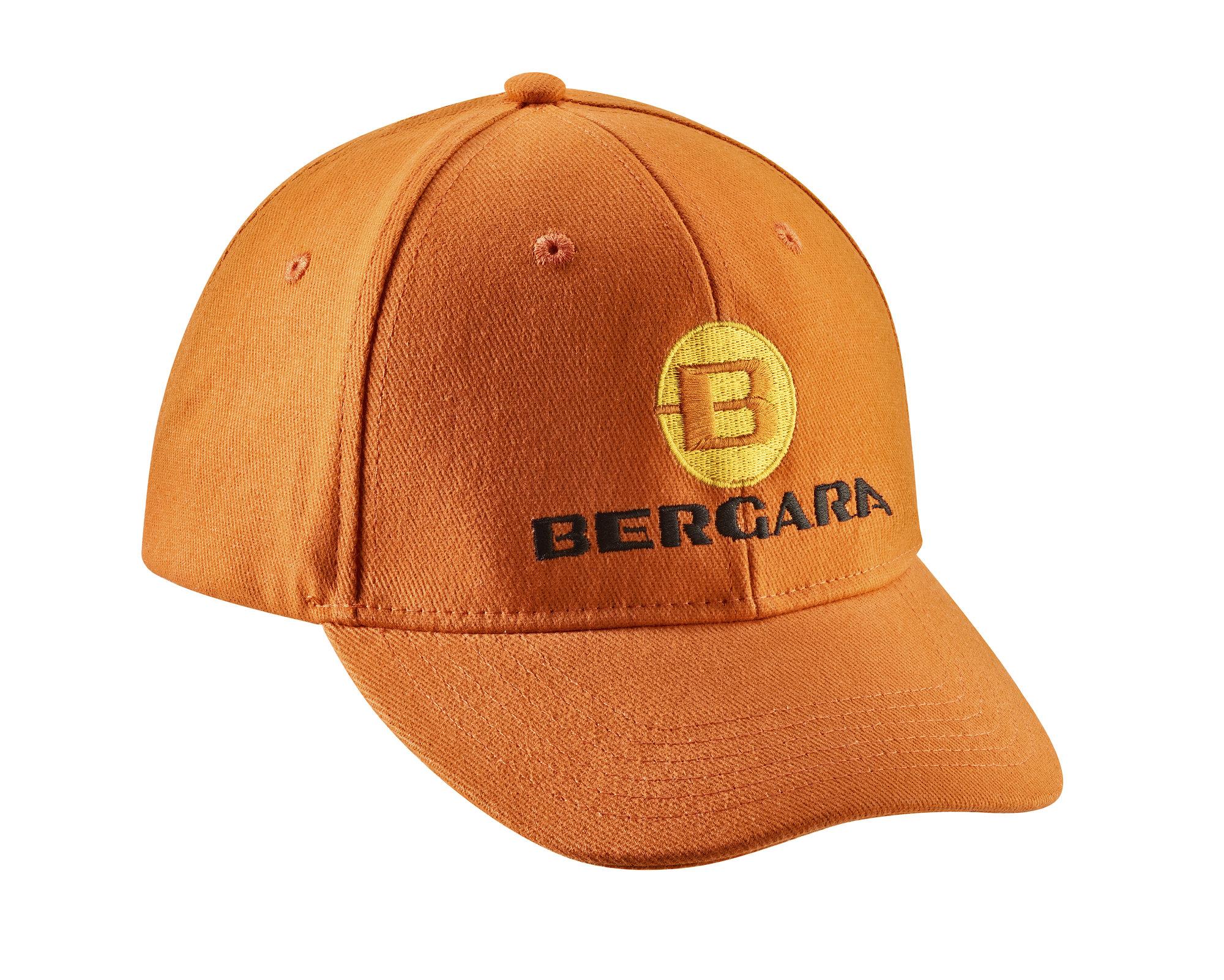Šiltovka Bergara oranžová