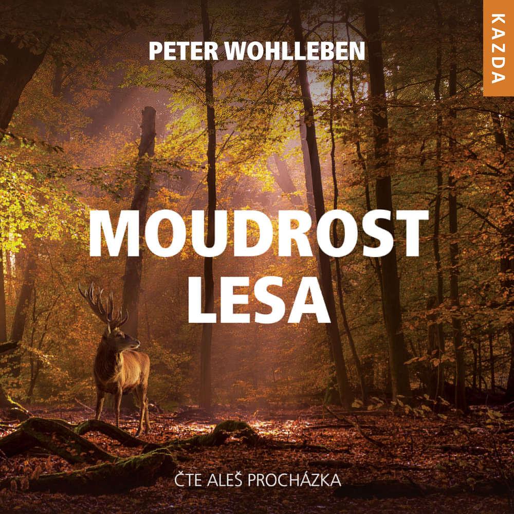 CD audiokniha Múdrosť lesa
