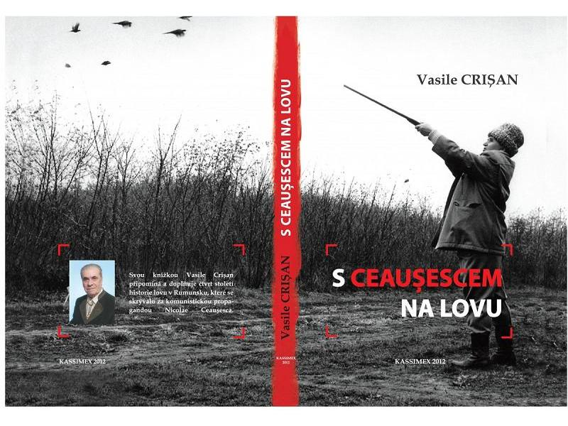Kniha - S Ceausescem na love