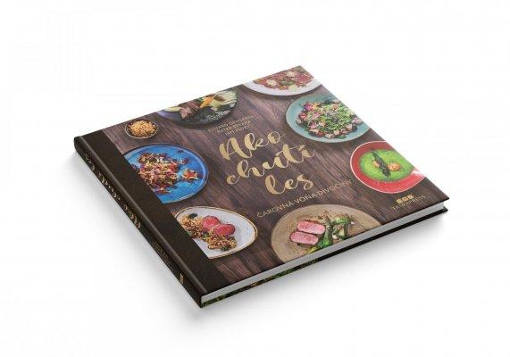 Kuchárska kniha Ako chutí les