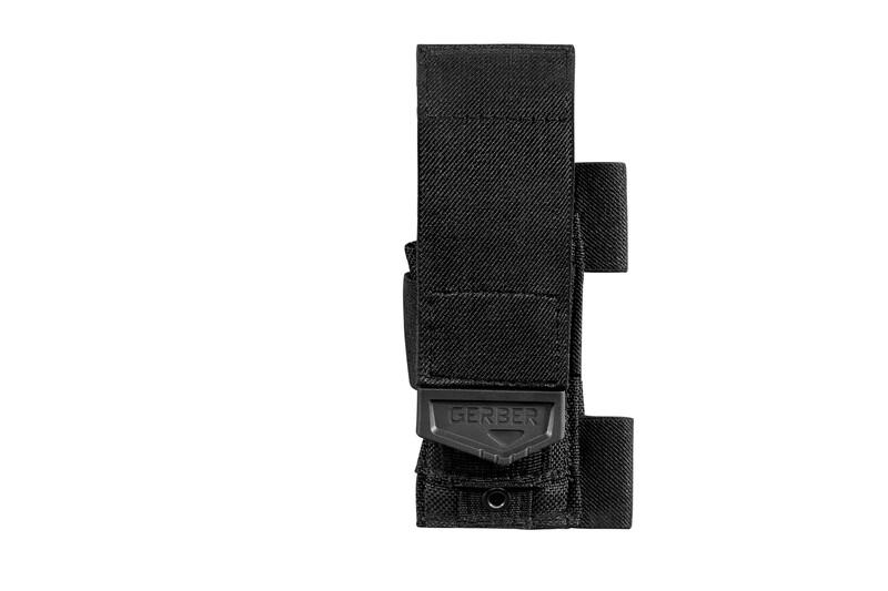 Puzdro Gerber Customfit sheath dual, Black