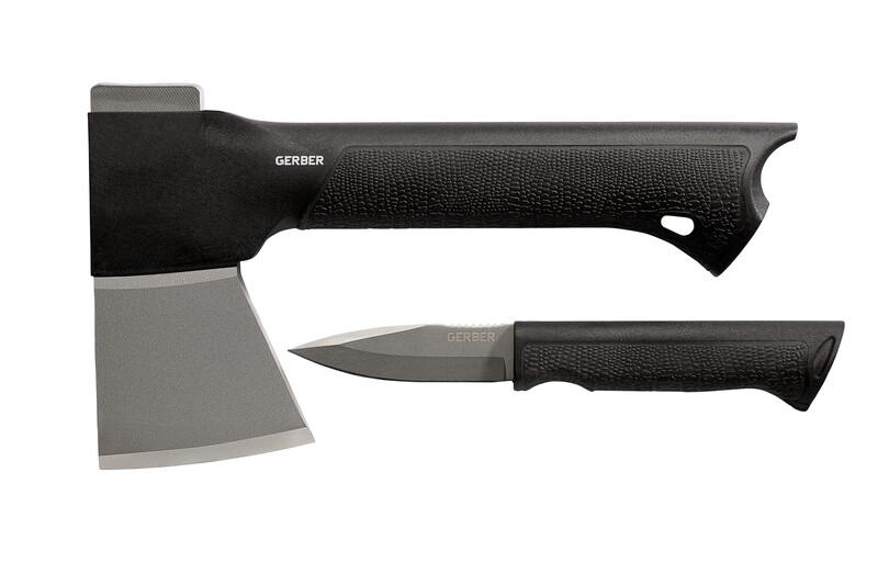 Sekera Gerber Gator Axe w/Knife Combo I