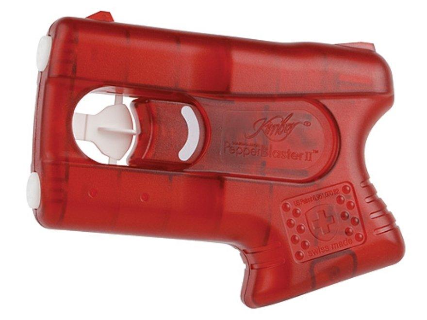 Expanzná zbraň Guardian Angel III Red