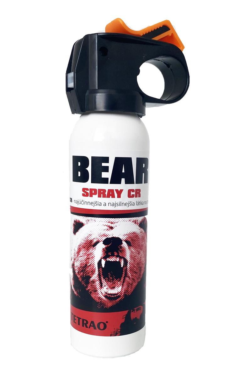 Obranný sprej proti medveďom - kaser Bear spray CR 150ml