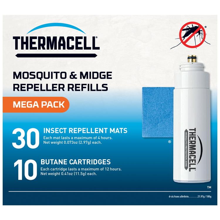 Náhradné náplne pre odpudzovače komárov 120 hodín