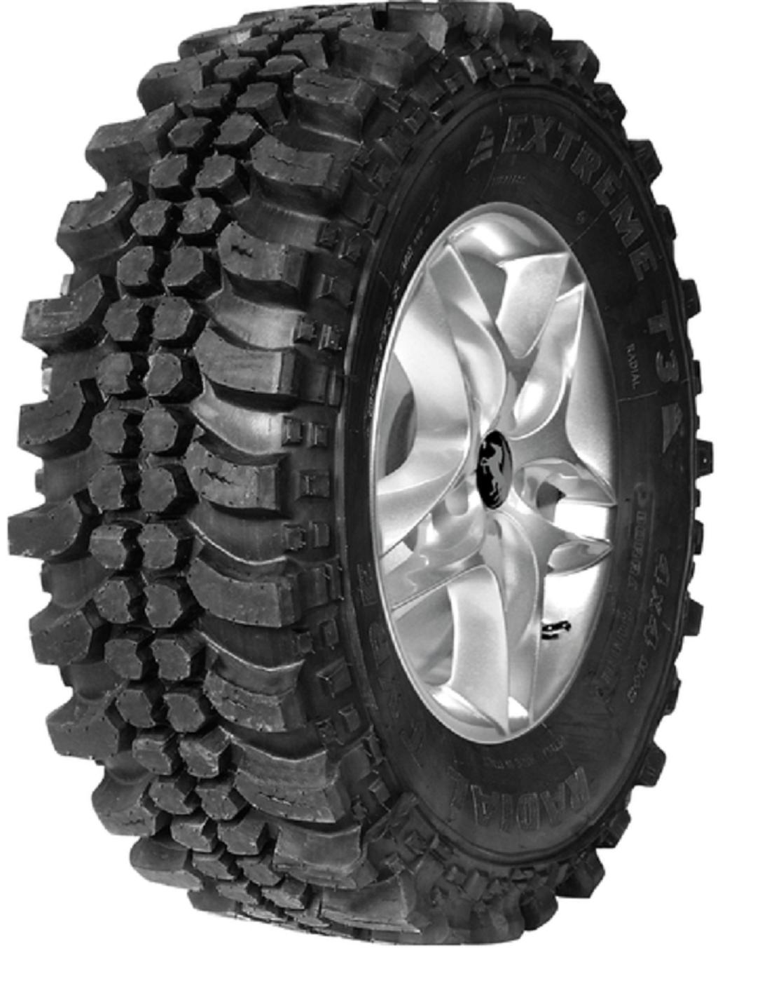Poľovnícka offroad pneumatika T3 195/80 R15