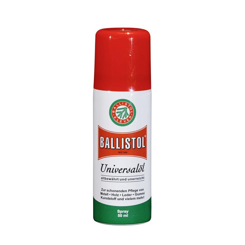 Olej na zbrane v spreji Ballistol 50 ml