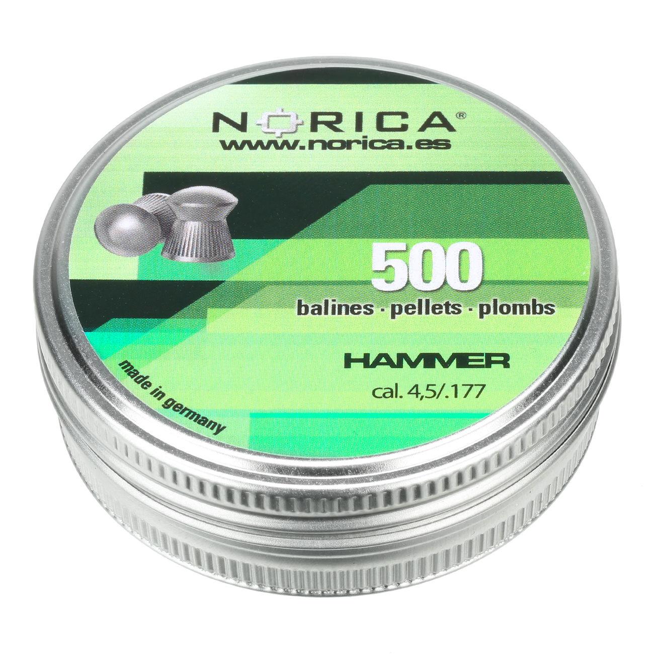 Diabolky NORICA Hammer 4,5 mm 500 ks