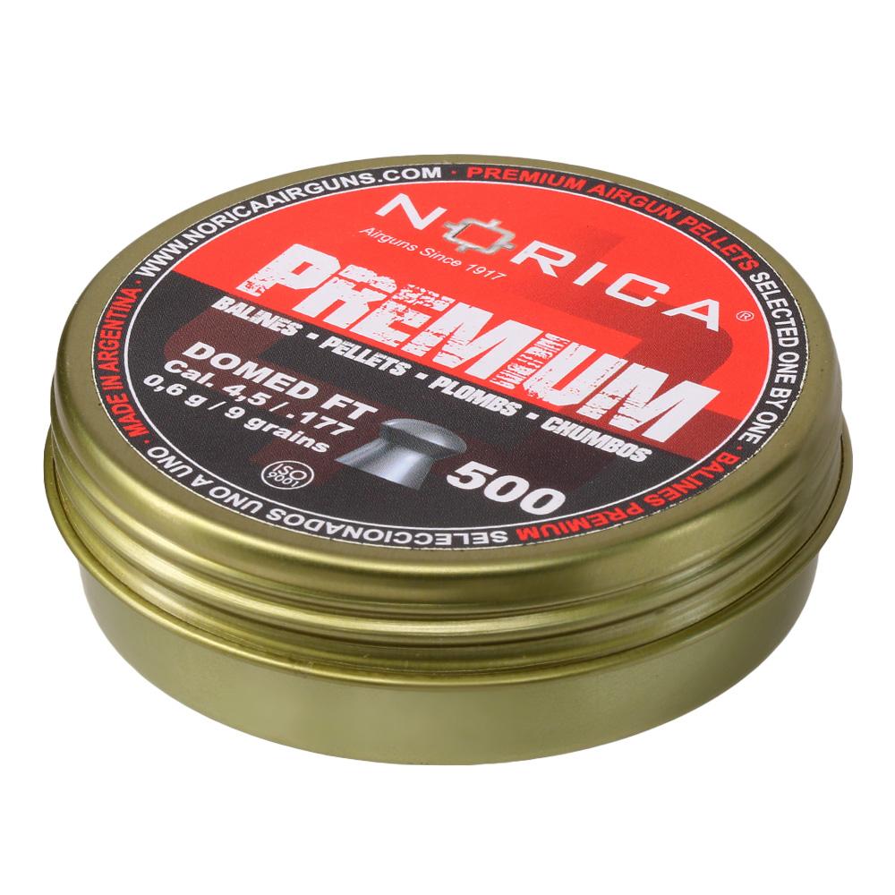 Diabolky NORICA Premium Domed 4,5 mm 500 ks