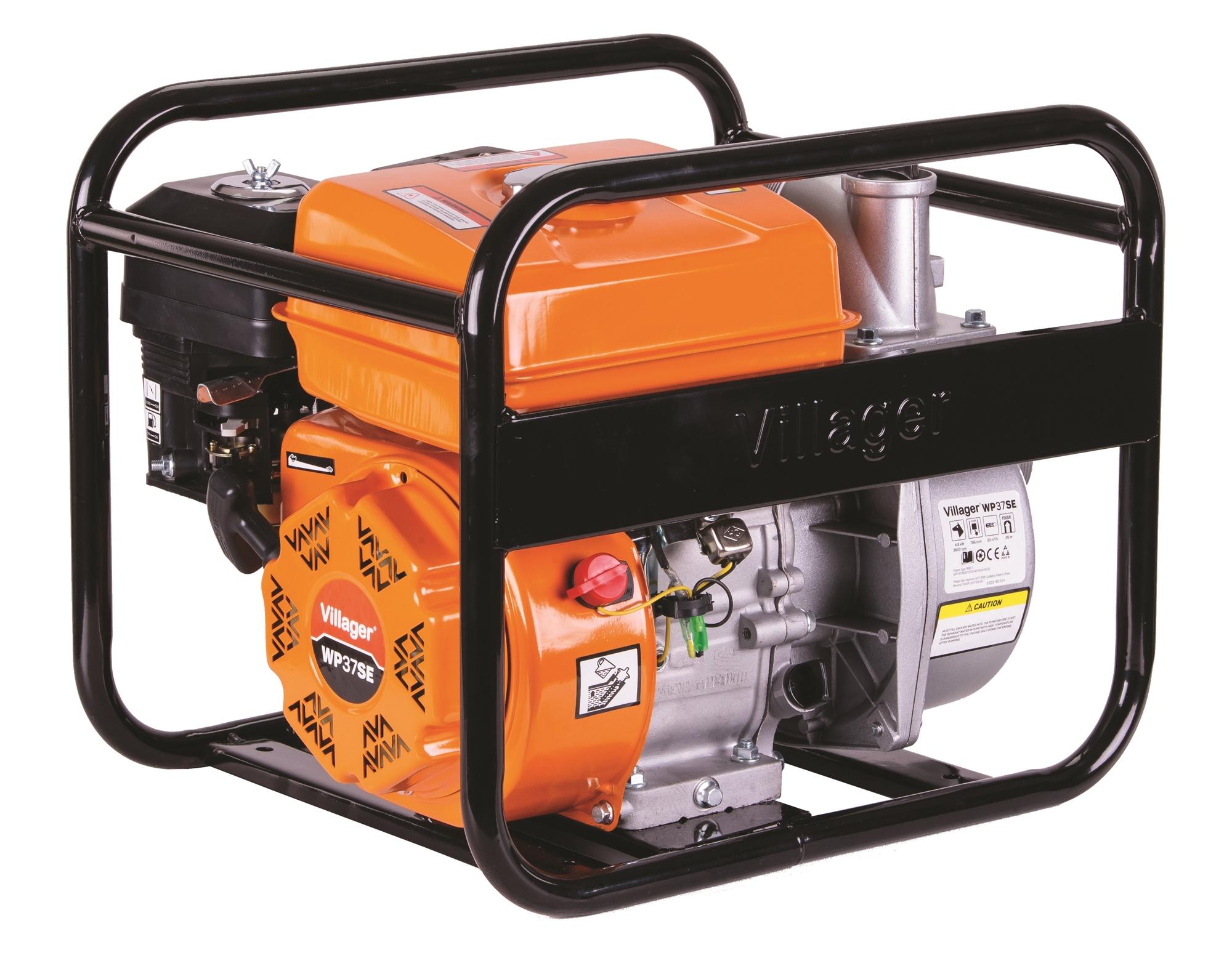 Benzínové čerpadlo VILLAGER WP 37 SE
