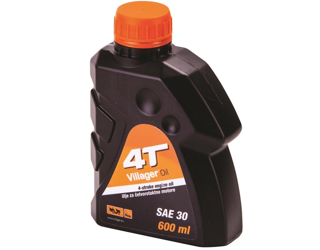 Olej VILLAGER 4T SAE 30, 600 ml