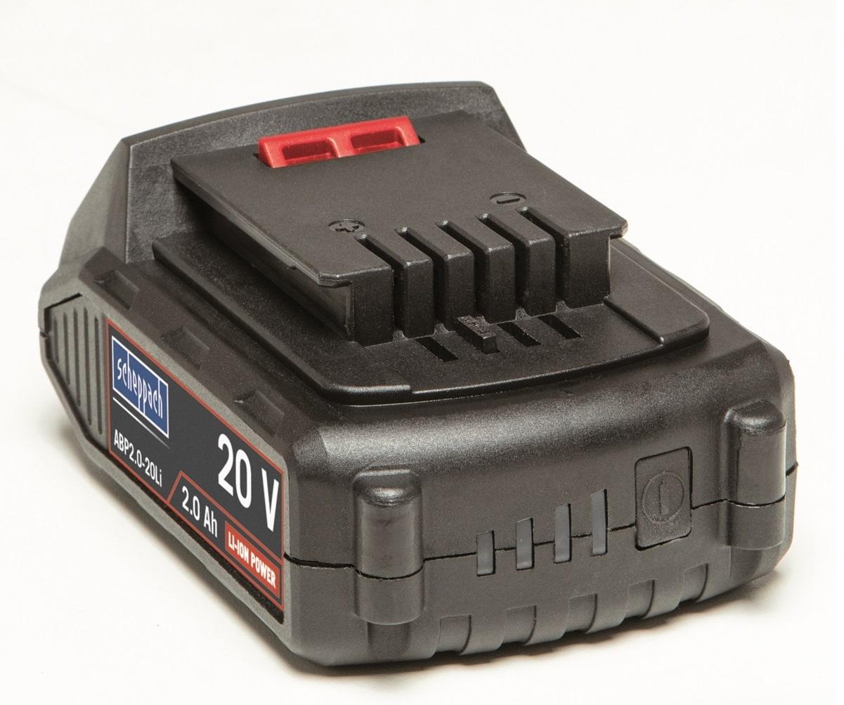 Batéria SCHEPPACH ABP2.0-20Li, 20 V / 2 Ah