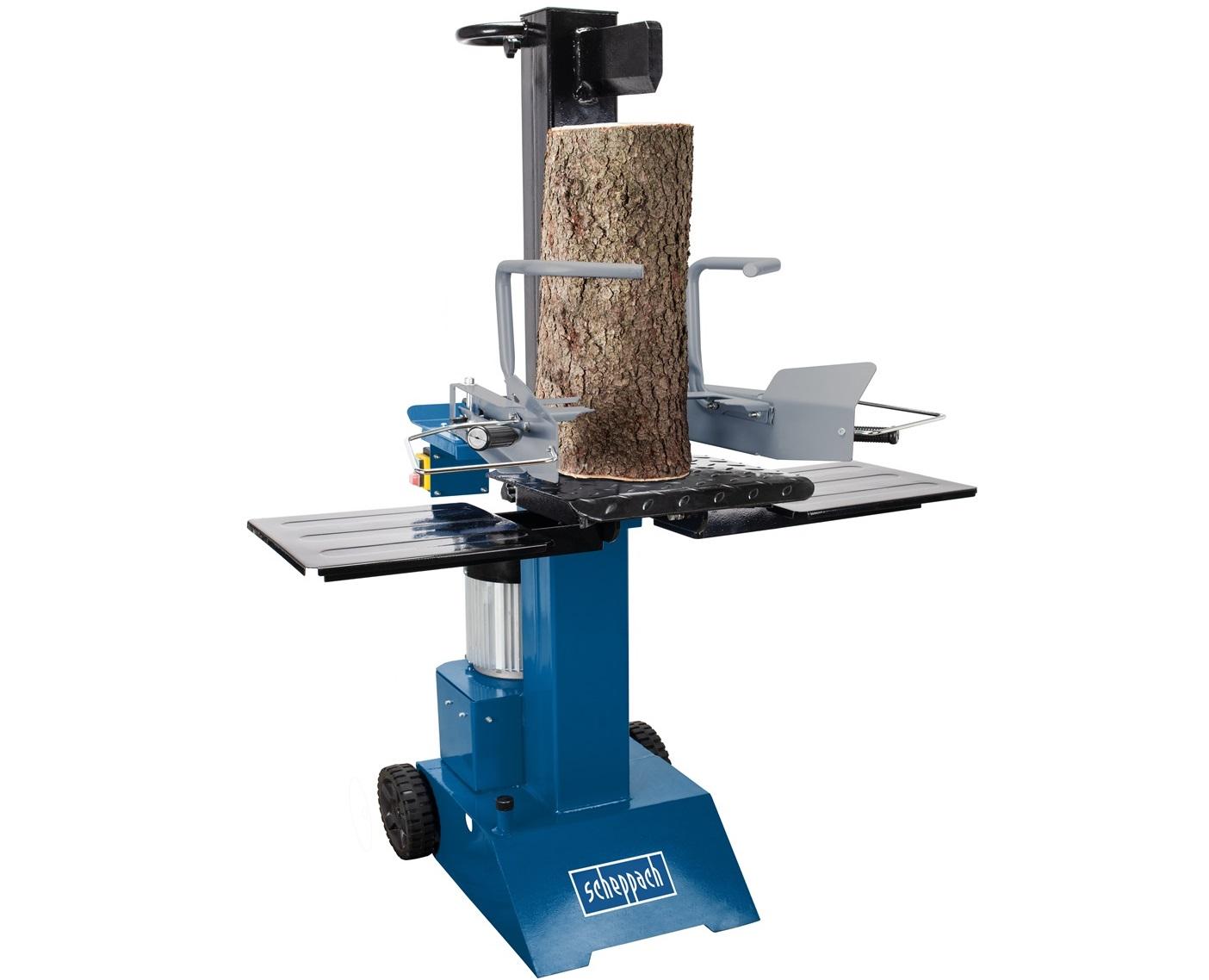 Vertikálna štiepačka dreva SCHEPPACH HL 815 (400 V)
