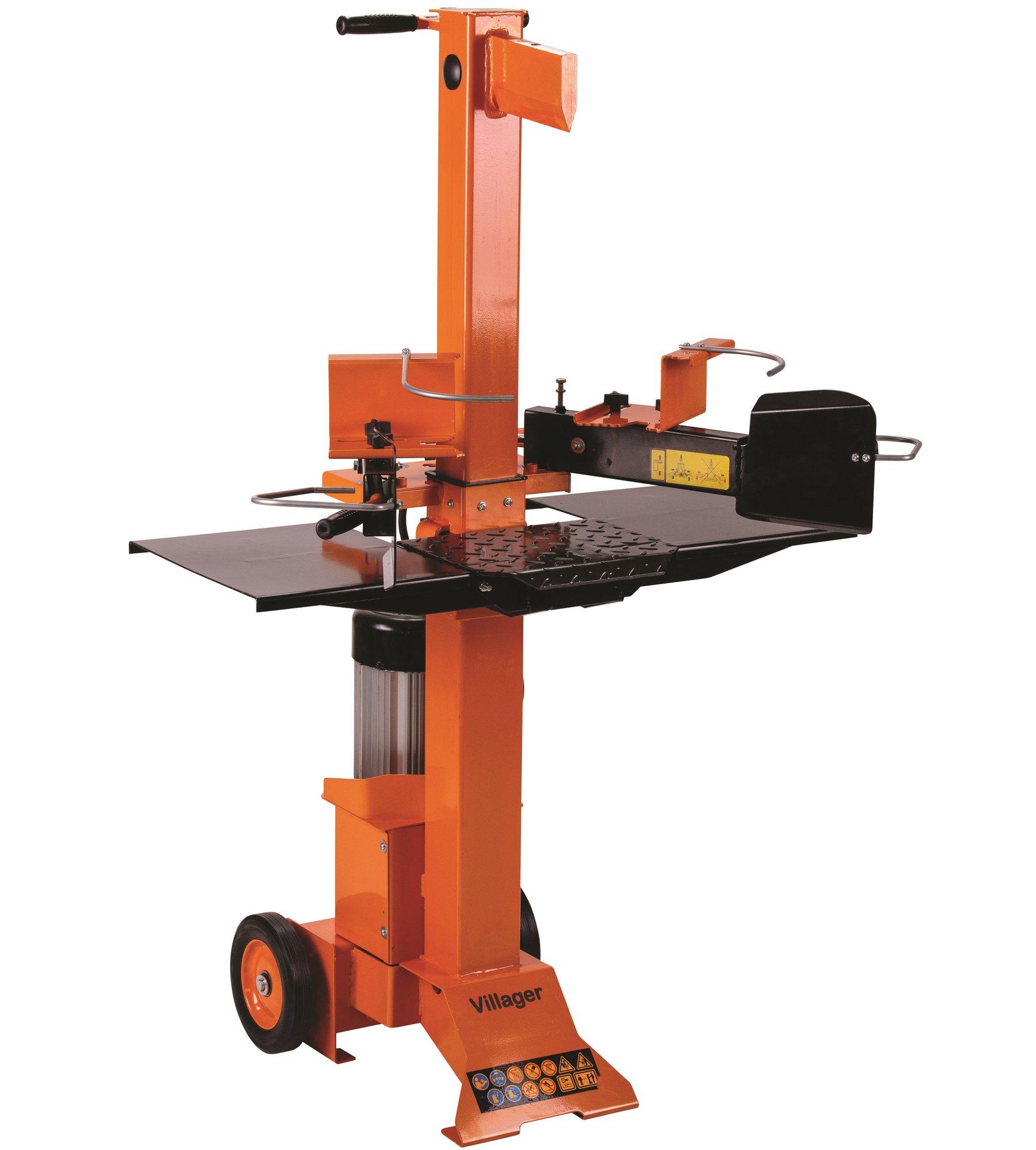 Vertikálna štiepačka dreva VILLAGER LS 7 T