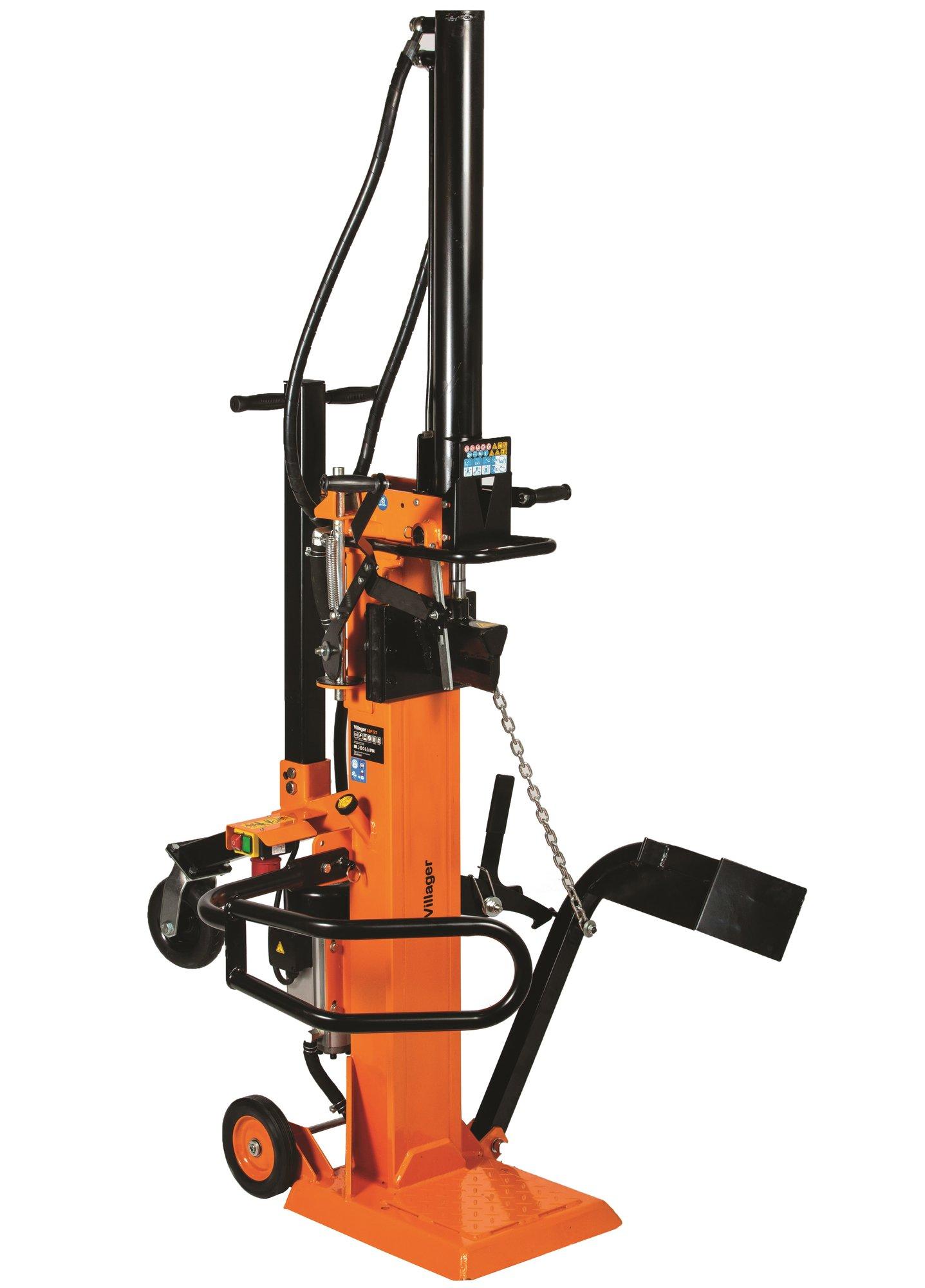 Vertikálna štiepačka dreva VILLAGER LSP 12 T