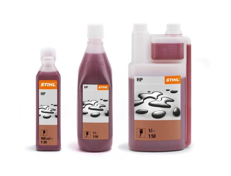 Olej pre dvojtaktné motory STIHL HP 1:50, 20 ml