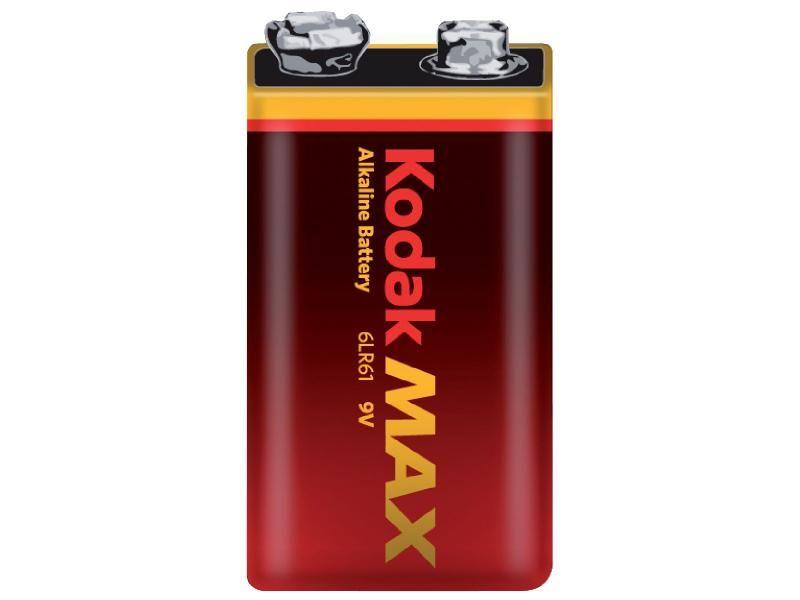 Kodak alkalická batéria 9V