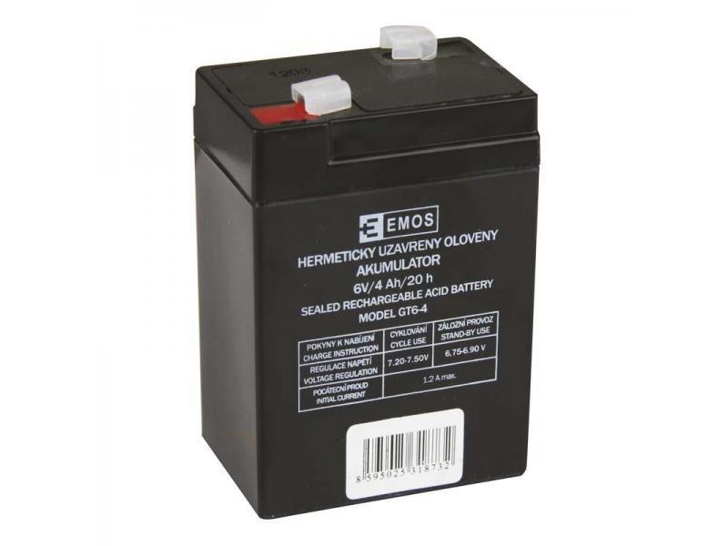 Batéria k podávačom a fotopasciam 6V