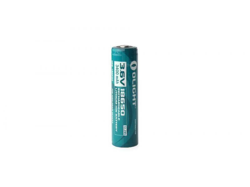 Batéria OLIGHT 18650 - nabíjateľná 3400 mAh 3,6V