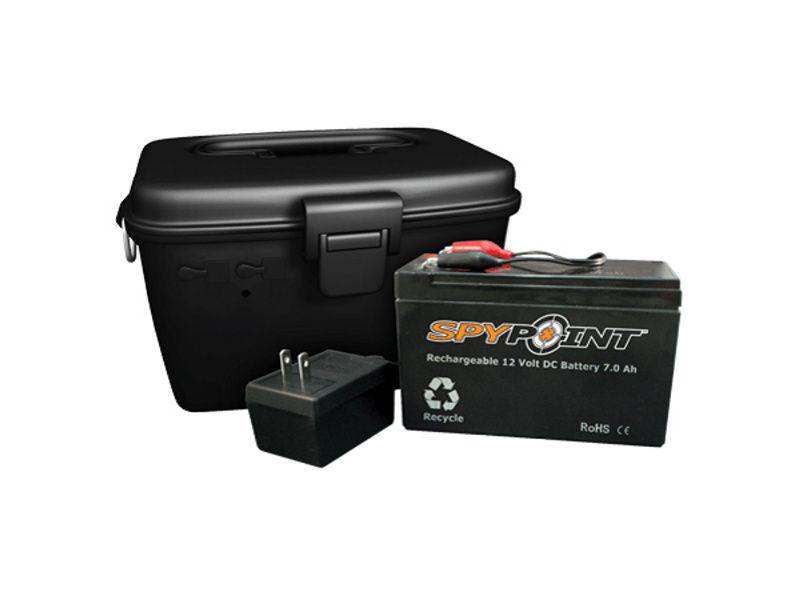 Dobíjacia 12V batéria SpyPoint sada