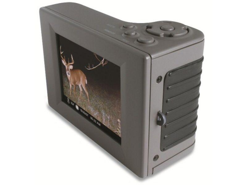 Prehliadač záberov z SD karty - z fotopasce - predvádzací