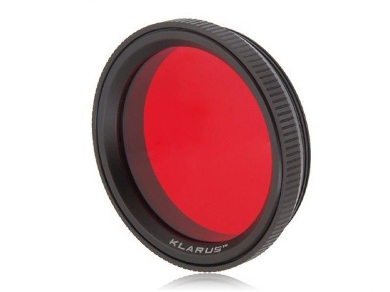 Klarus farebný filter pre XT30 - červený