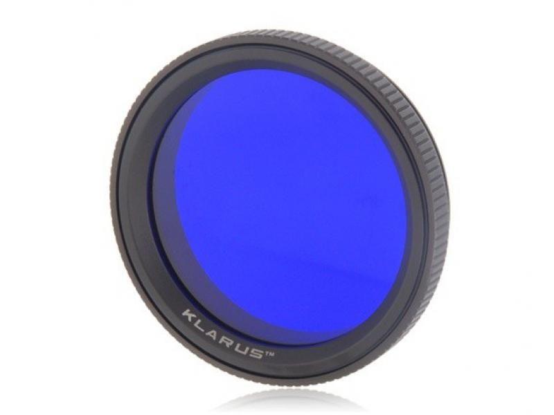 Klarus farebný filter pre XT30 - modrý