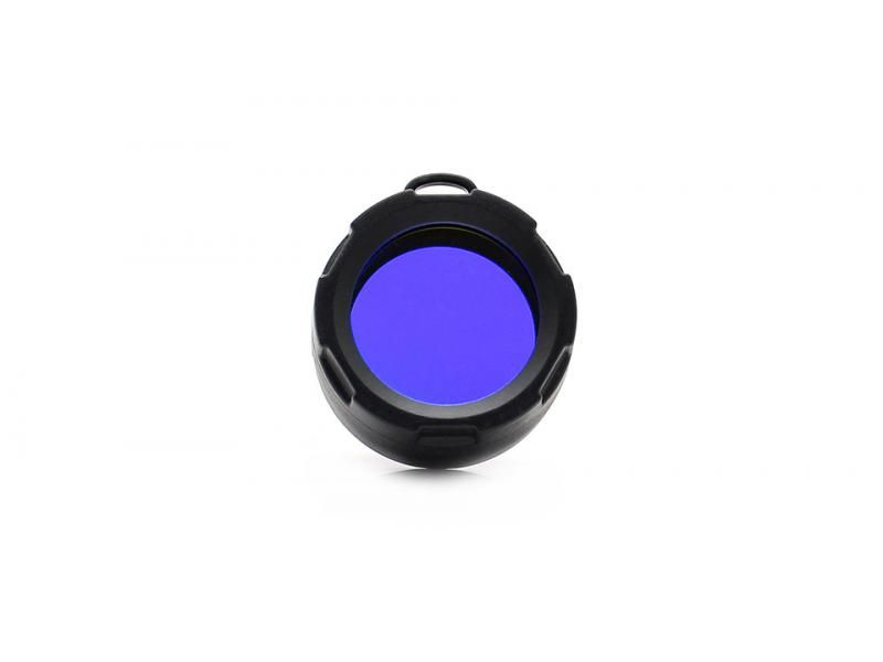 Modrý filter pre OLIGHT S10/S15/S20/M10/M18