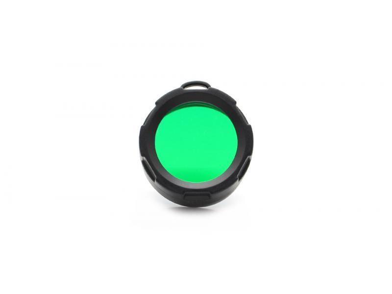 Zelený filter pre OLIGHT S10/S15/S20/M10/M18
