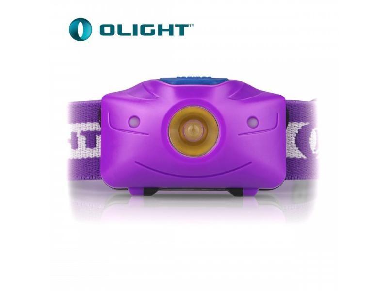 Čelovka OLIGHT H05 Active 150 lm fialová