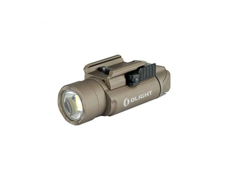 Svetlo na zbraň OLIGHT PL-2 Valkyrie 1200 lm - Desert