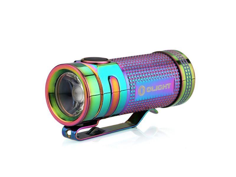 Svietidlo OLIGHT S MINI Baton limitovaná edícia farebná 550 lm