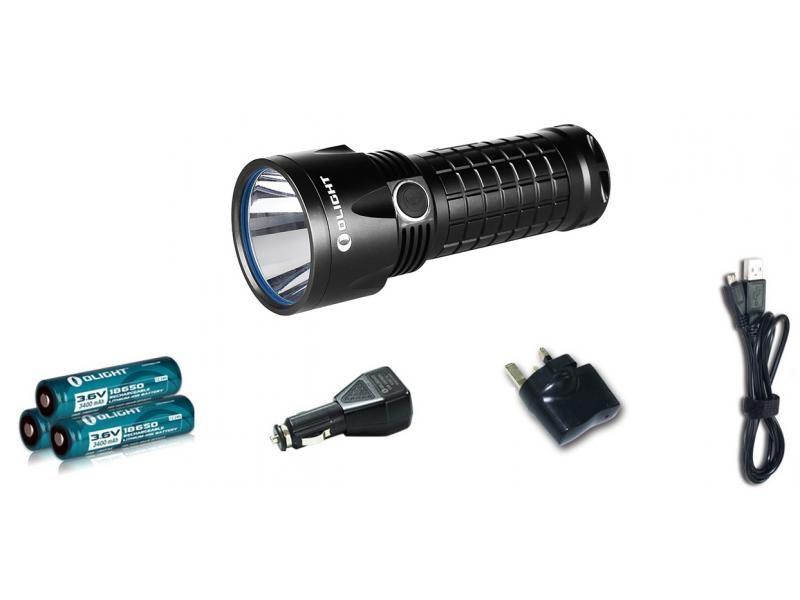 Svietidlo OLIGHT SR52-UT Intimidator KIT 1100 lm