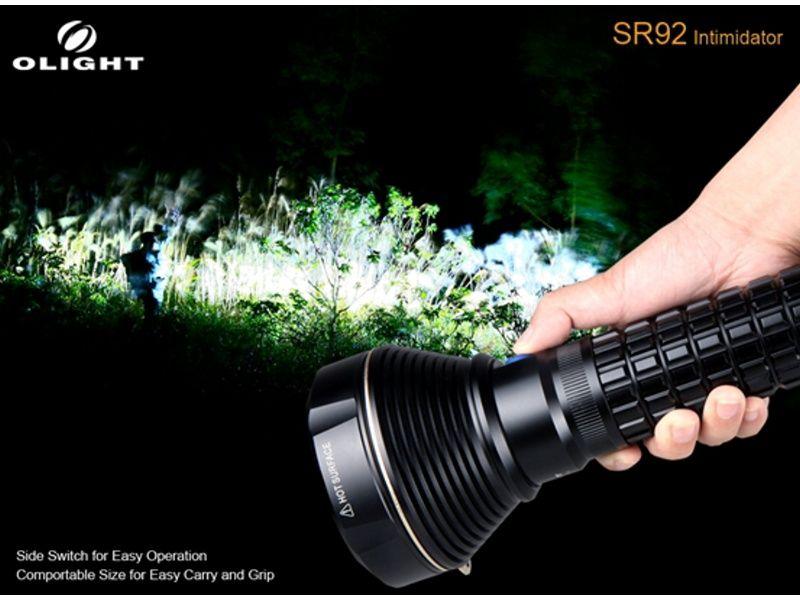 Svietidlo OLIGHT SR92 - predvádzacie