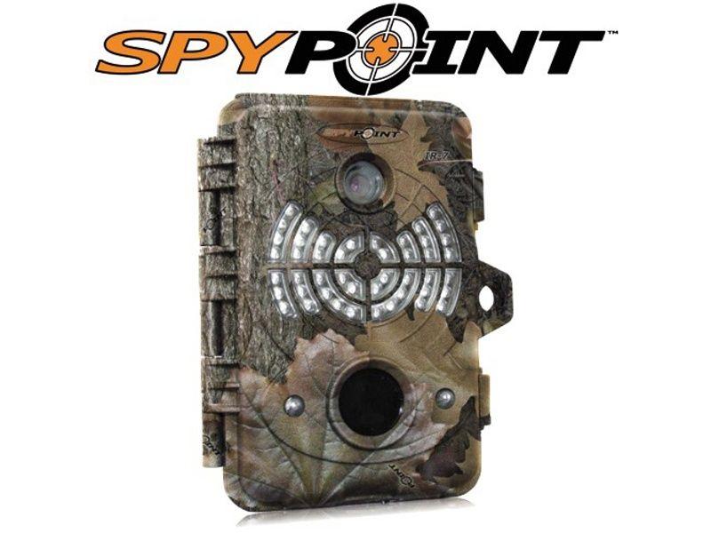 Fotopasca Spy Point IR-7 - predvádzacia