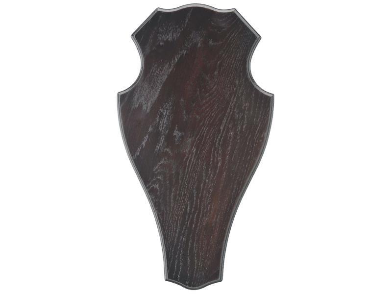 Podložka pod trofej č.1 52 x 26 cm tmavá