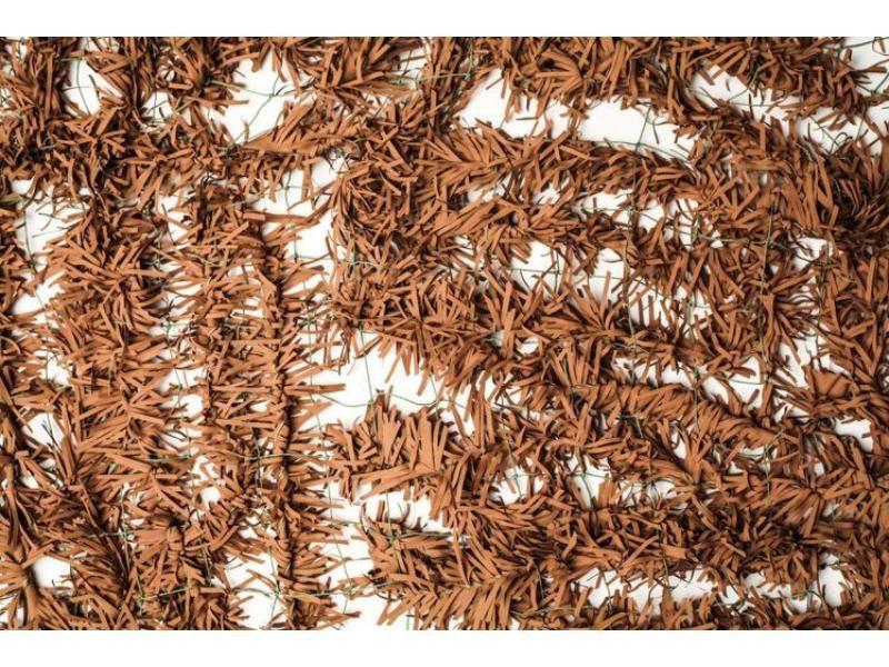 Maskovacia sieť ihličnatý strom béžová malá 2 x 1,5 m