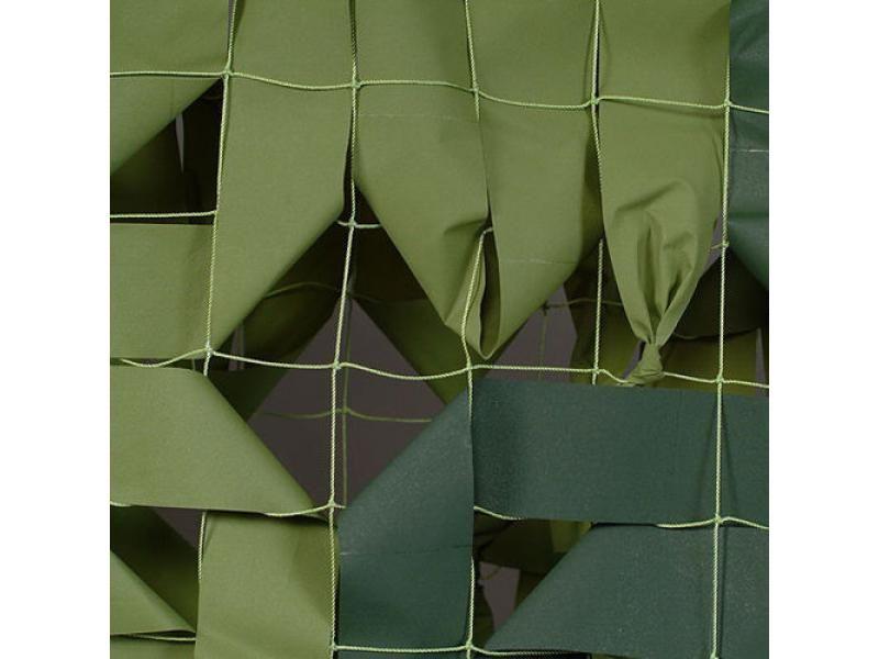 Maskovacia sieť les stredná 3 x 6 m
