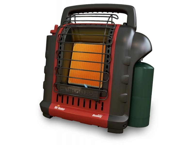 Plynový ohrievač Mr.Heater Portable Buddy