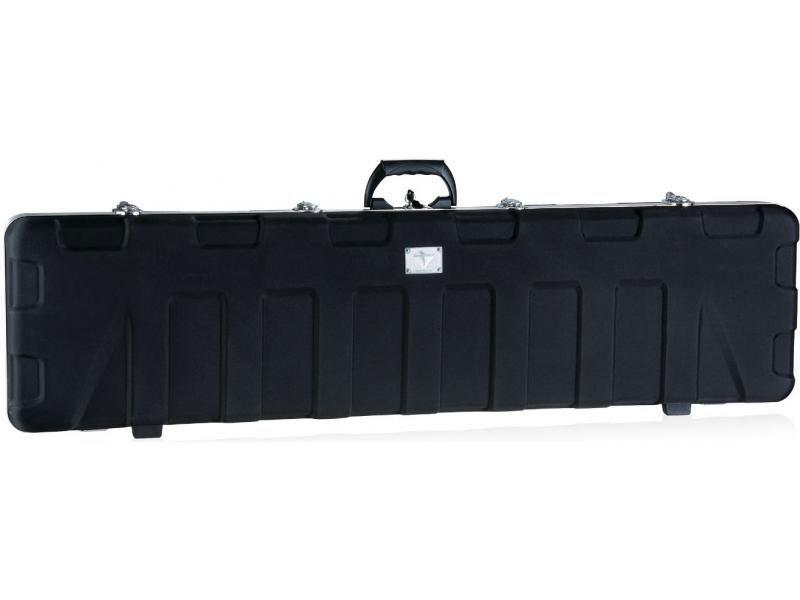 Kufor na 2 zbrane Outback 70C čierny 133,5 x 34 x 13,5 cm