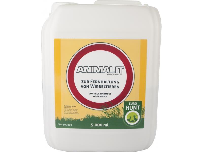 100% účinný odpudzovač zveri ANIMALIT 5 l (náhrada za ARMACOL)