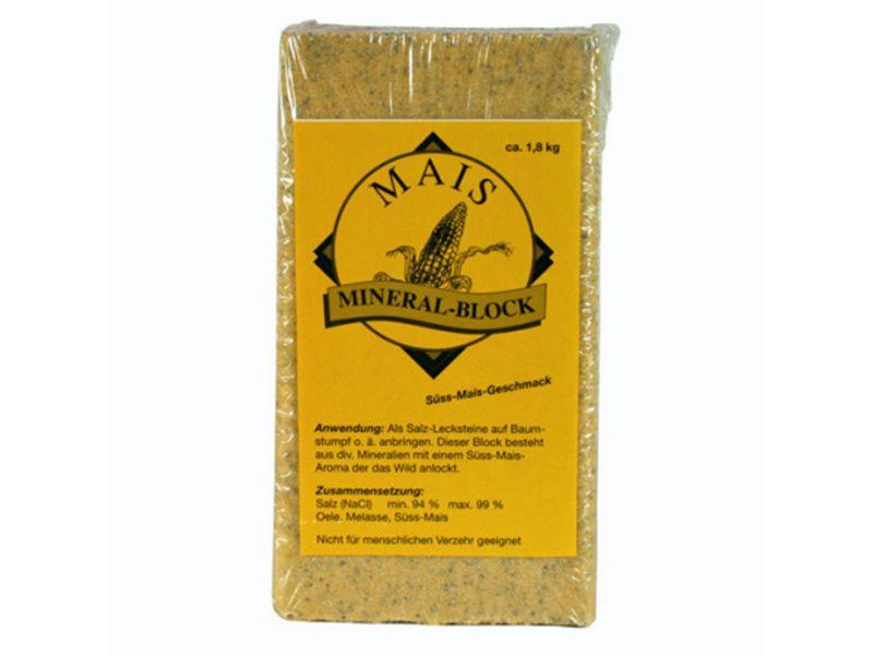Vnadidlo Kamenná soľ s kukuričnou príchuťou