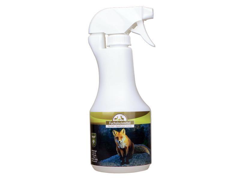 Vnadidlo na líšky s rozprašovačom 500 ml koncentrát