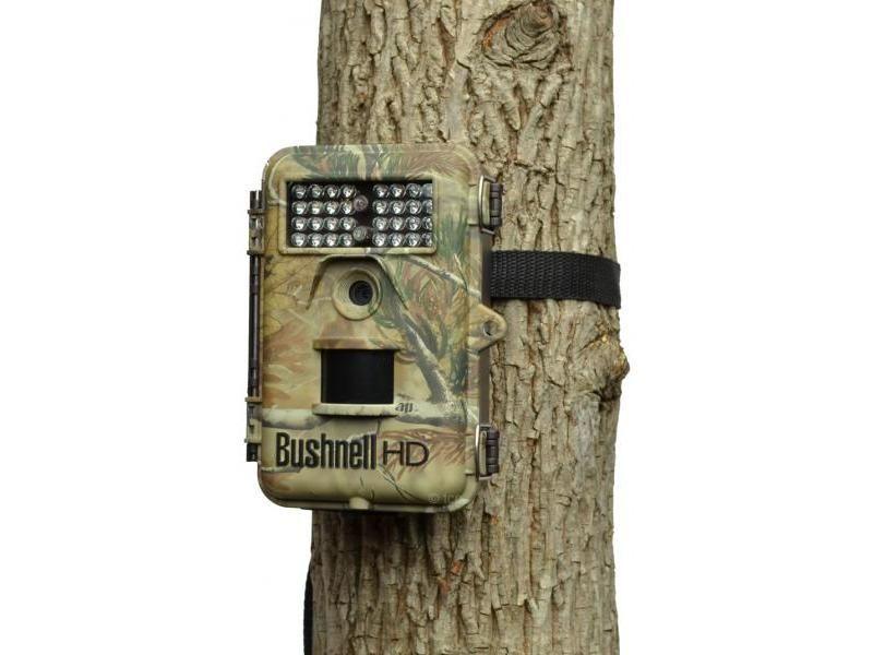 Monitor. zariadenie-fotopasca Bushnell Trophy XLT 850nm 460542