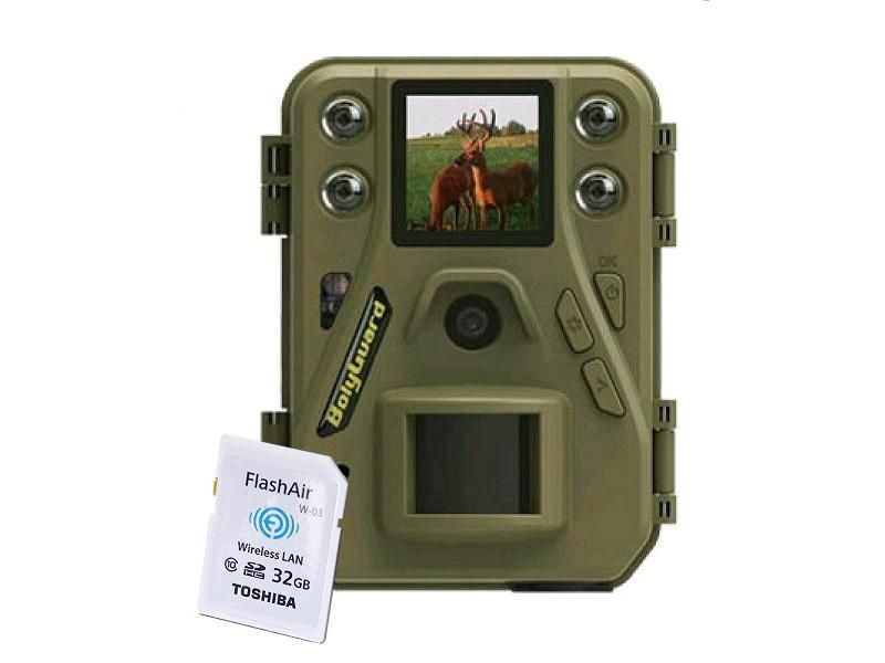 Komplet fotopasce ScoutGuard SG520-W WiFi HD 24Mpx 940nm