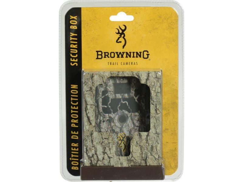 Bezpečnostný box pre fotopascu Browning Strike Force